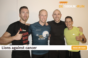 Lions against cancer